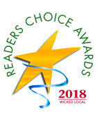 Triangle Service Center winner of Wicked Local Reader's Choice Award 2018