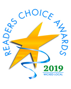 Triangle Service Center winner of Wicked Local Reader's Choice Award 2019