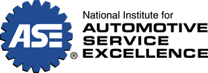 Triangle Service Center'a staff is National Institute for Automotive Service Excellence certified